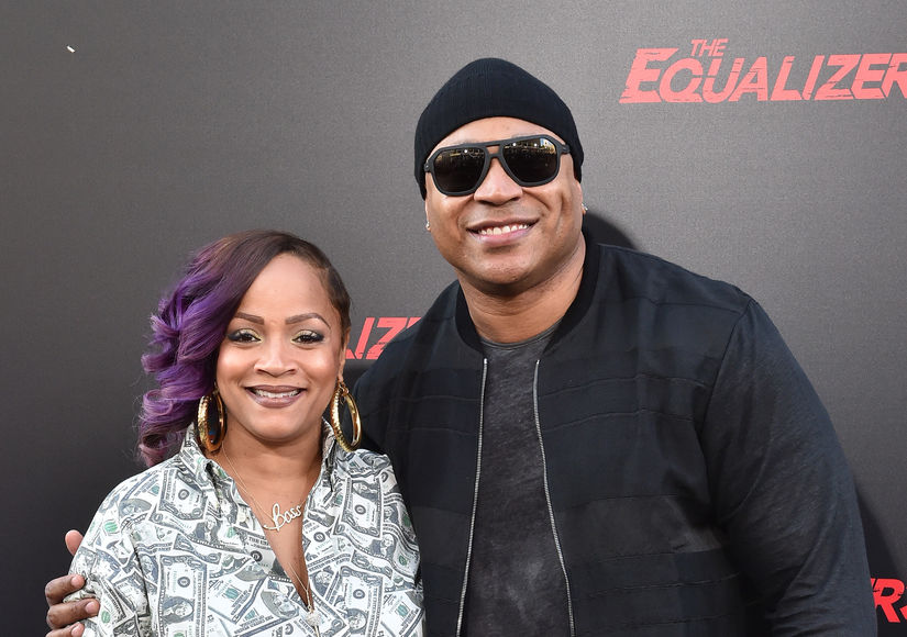 LL Cool J & Wife Simone Remember Kim Porter, Send Love to Diddy
