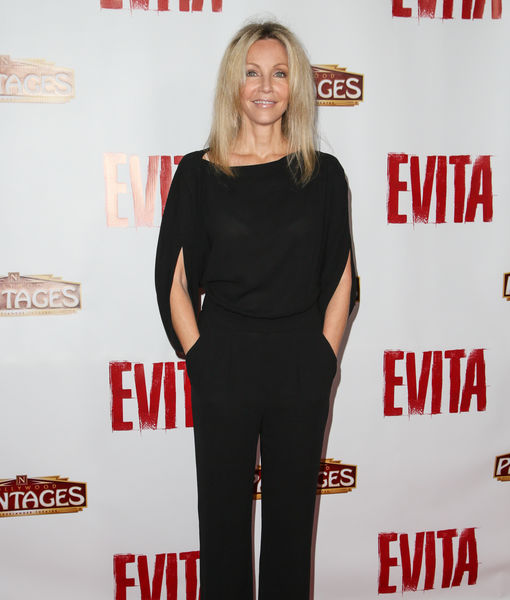Heather Locklear Placed Under 5150 Psychiatric Hold