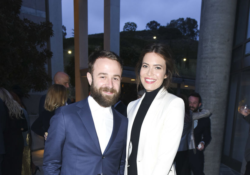 Wedding Details! Mandy Moore Marries Taylor Goldsmith