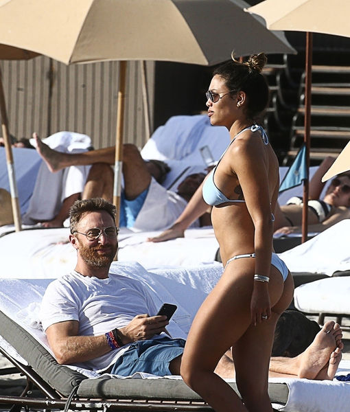 Is David Guetta Engaged to His Much Younger GF?
