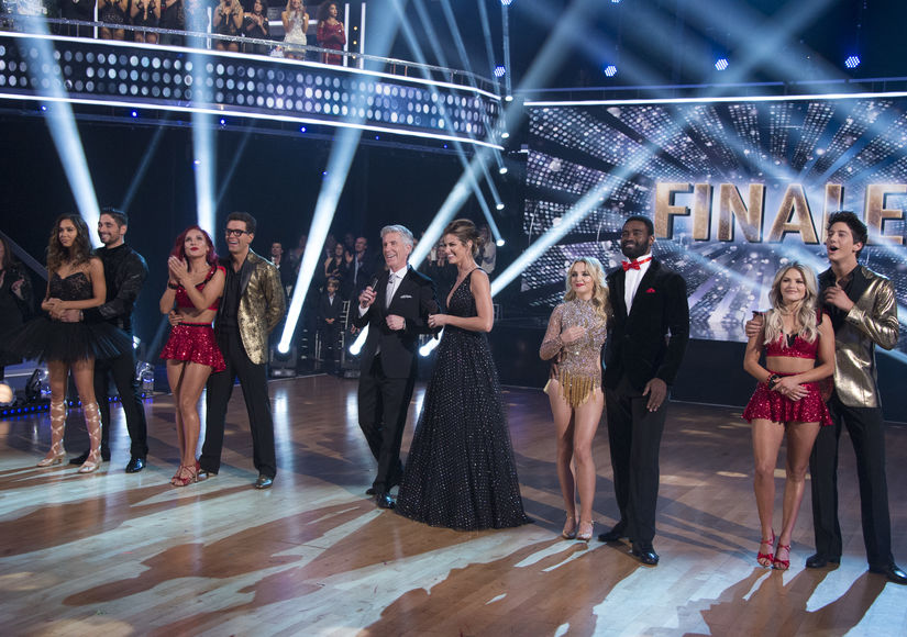 'Dancing with the Stars' Finale! The Season 27 Winner Is...
