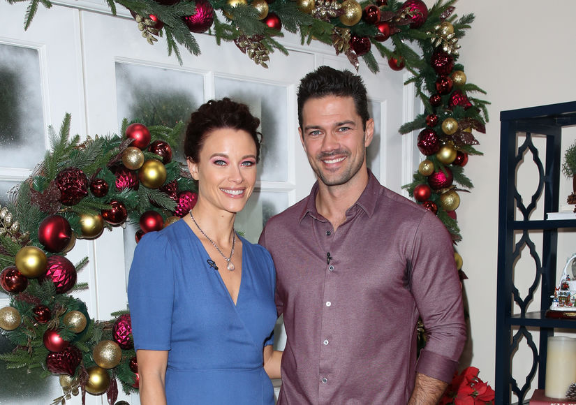 Ryan Paevey & Scottie Thompson Talk Favorite Christmas Traditions
