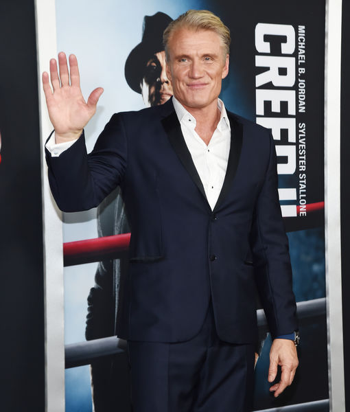 'Creed 2' Star Dolph Lundgren on How Ivan Drago Has Changed Since 'Rocky…