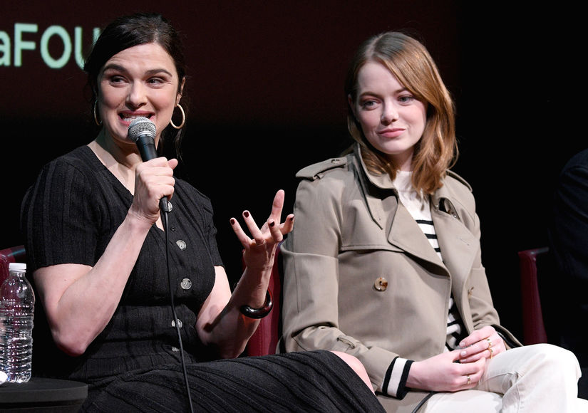 Why Rachel Weisz Loved Going 'Toe-to-Toe' with Emma Stone in 'The…