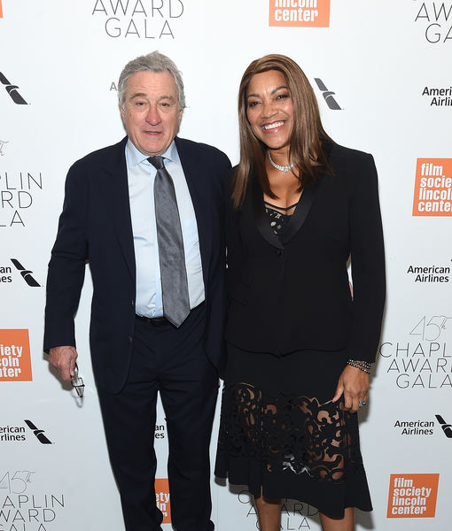 Robert De Niro & Grace Hightower Split
