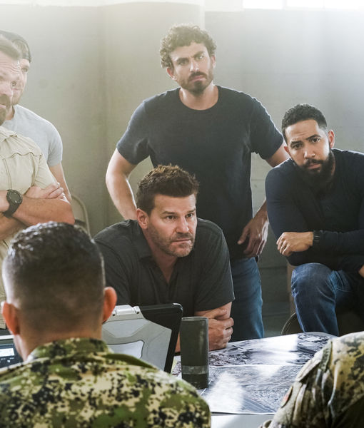 How Veterans Contribute to David Boreanaz's Show 'Seal Team'