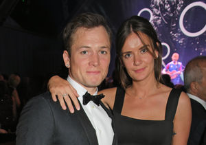 'Robin Hood' Star Taron Egerton & GF Emily Thomas Split After…