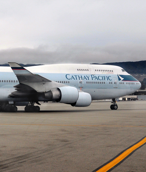 How to Fly to Hong Kong in Style