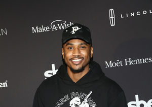 First Pic! Trey Songz Welcomes Baby Boy