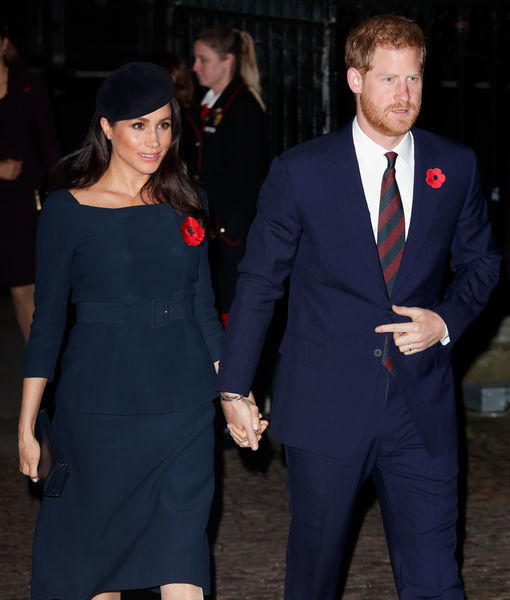 Harry & Meghan to Move Out of Kensington Palace
