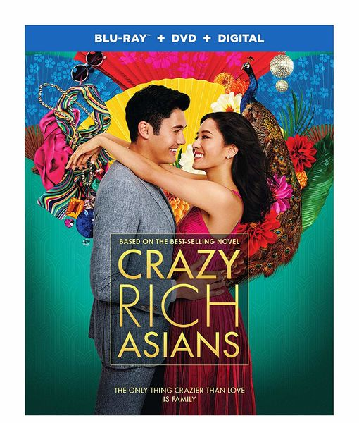 Win It! 'Crazy Rich Asians' on Blu-ray, DVD & Digital