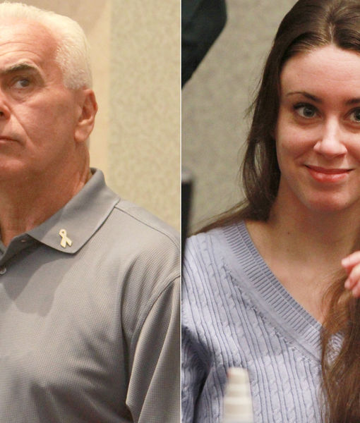 Casey Anthony's Father George Hospitalized After Car Flips Multiple Times