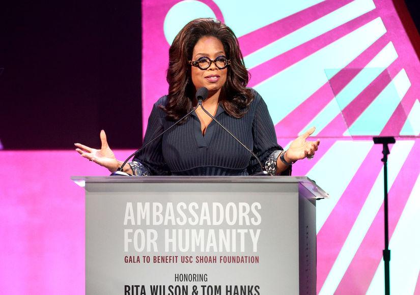Oprah Winfrey's Mom Dead at 83