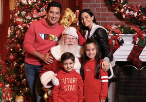 Pics! Stars Get in the Holiday Spirit