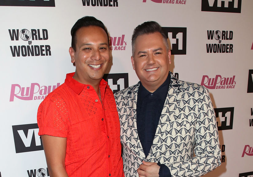 Ross Mathews & Salvador Camarena Split