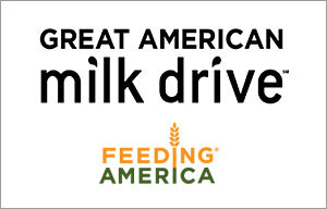 This Holiday Season, Join Feeding America in the Great American Milk Drive