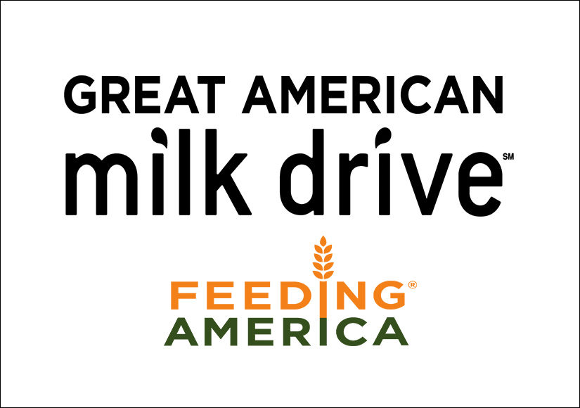 This Giving Tuesday, Join Feeding America in the Great American Milk Drive