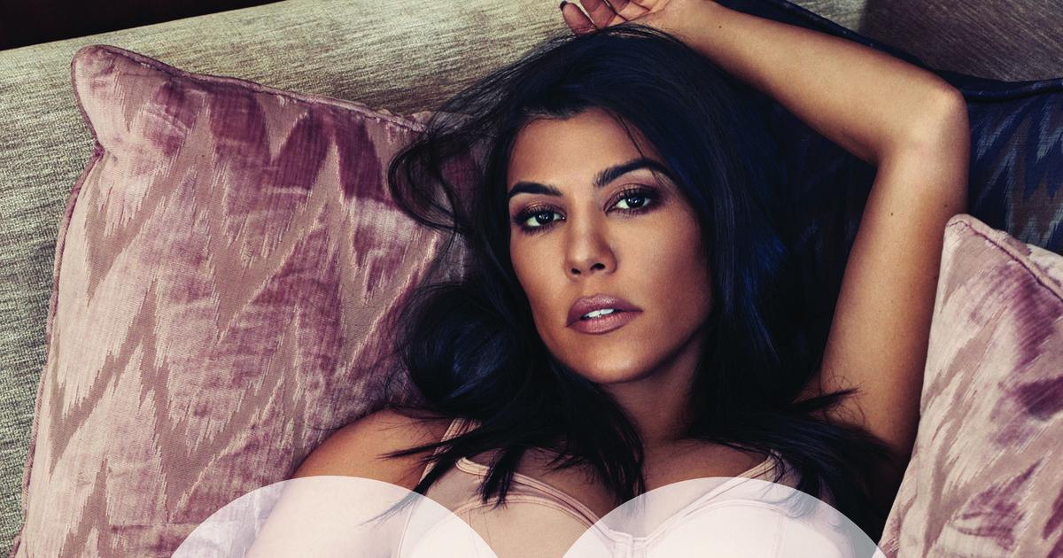 Kourtney Kardashians Naked Photos For GQ Mexico: See Them