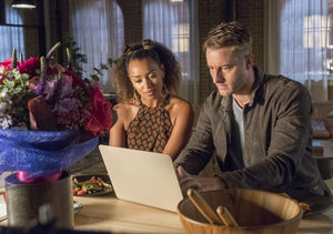 Melanie Liburd Dishes on Zoe & Kevin's Relationship on 'This Is Us'