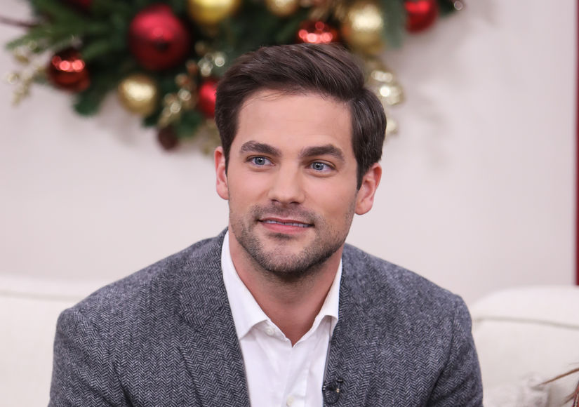 Brant Daugherty's Christmas Plans Before Upcoming Wedding