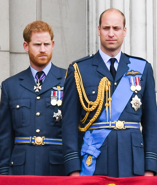 Is There a Royal Rift Between Prince William & Prince Harry?