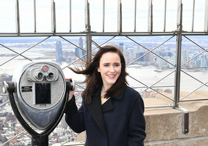 Ouch! How Rachel Brosnahan Smashed Her Calf on 'Marvelous Mrs. Maisel' Set