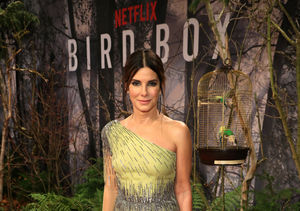 LOL! Sandra Bullock Pokes Fun at Her Ageless Beauty