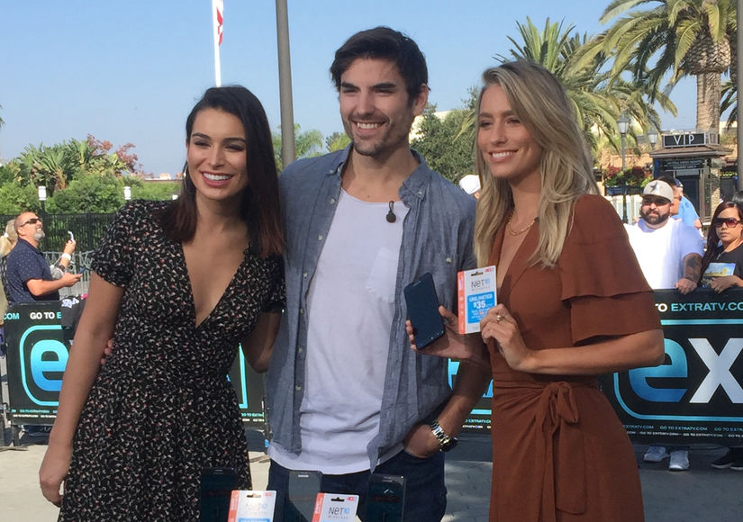 Ashley Iaconetti and Jared Haibon's Dating Tips, Plus: Win a NET10 Wireless Smartphone & Unlimited Plan!