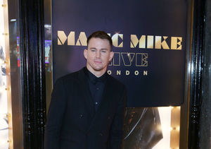 Channing Tatum on the Audience Rules of Magic Mike