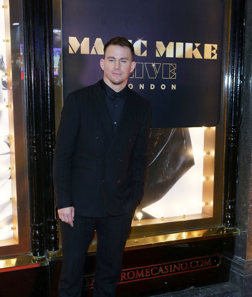 Channing Tatum on the Audience Rules of Magic Mike Live