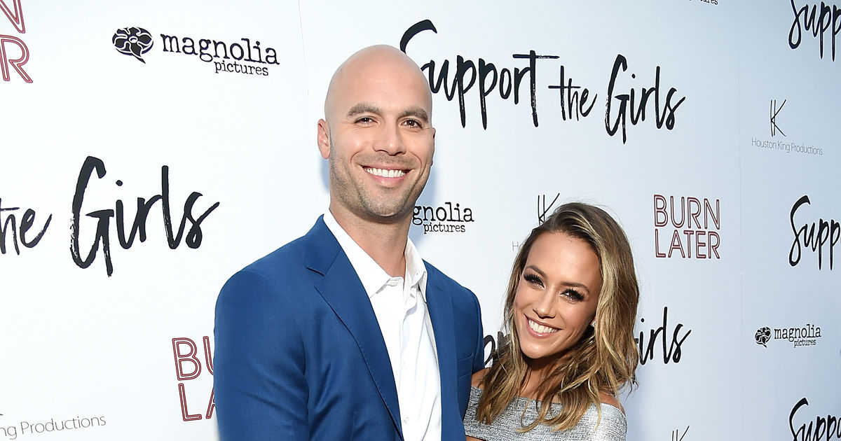 Country Star Jana Kramer & Husband Michael Caussin on