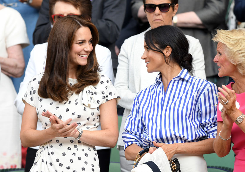 Video! Kate Middleton's First Words About Meghan Markle's Pregnancy