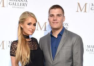Paris Hilton's First Words on Chris Zylka Split