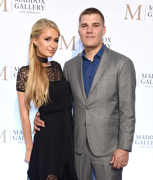 Paris Hilton's First Words on Chris Zylka Split