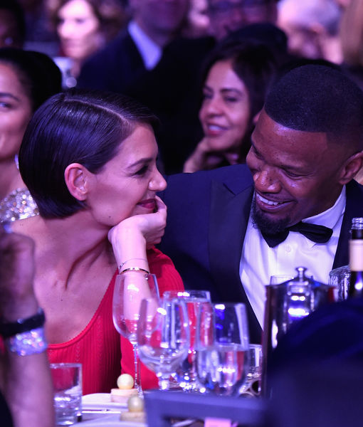 Rumor Bust! Katie Holmes & Jamie Foxx Are Not Secretly Married
