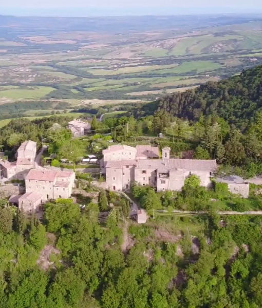 Mansions & Millionaires: A Look at Monteverdi Tuscany Resort