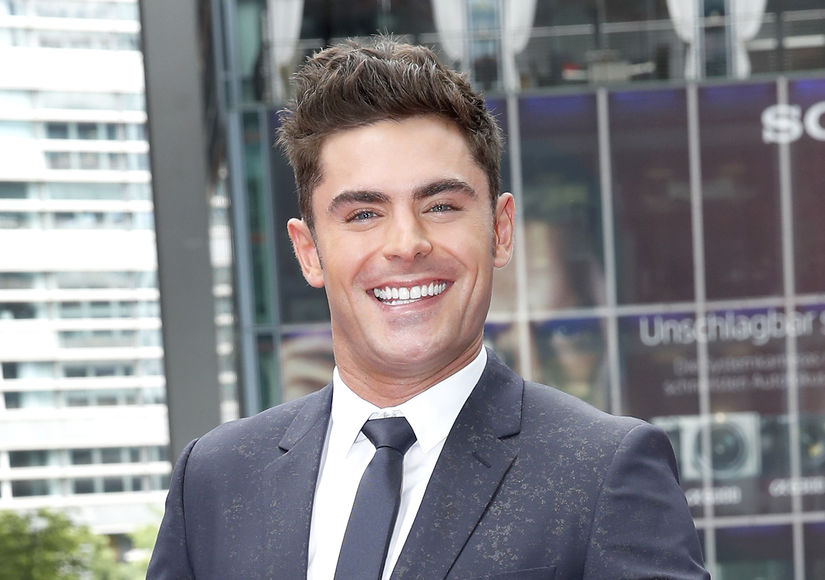 Pic: Zac Efron Shares 'Extremely Wicked' Transformation Into Killer Ted…