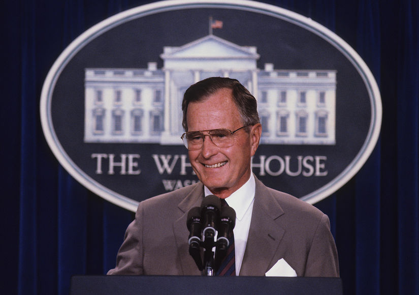 Former President George H.W. Bush Dead at 94