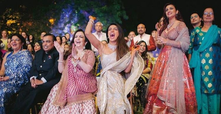 Inside Nick Amp Priyanka S Sanjeet Wedding Ceremony