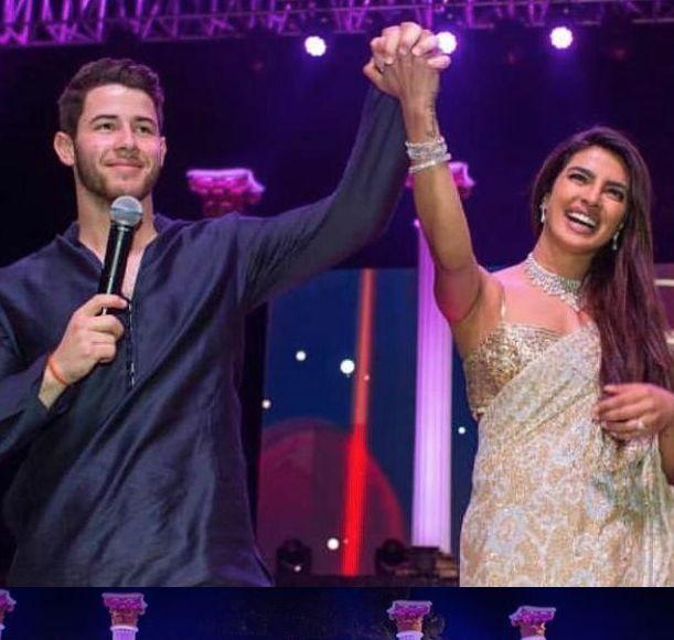Inside Nick & Priyanka's Sanjeet Wedding Ceremony!