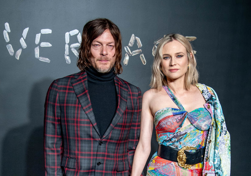 Diane Kruger Reveals Gender of First Child with Norman Reedus