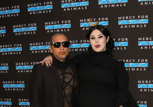 First Baby Pic! Kat Von D & Leafar Seyer Welcome First Child