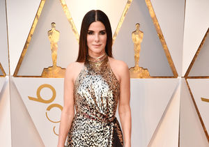 'Extra' Laughs! Watch Sandra Bullock Go Off the Rails in the Best Way Ever