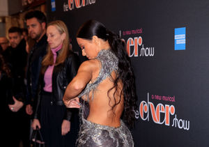 Accidental Nip Slip! Kim Kardashian Laughs Off Sideboob Wardrobe Mishap