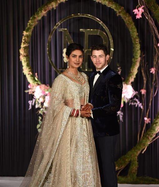 "Over the weekend, ""Quantico"" star Priyanka Chopra and singer Nick Jonas tied the knot in India with two weddings to celebrate their different cultural backgrounds."