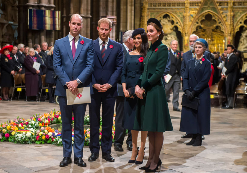 In a Rare Move, Kensington Place Publicly Denies Story About the Royals