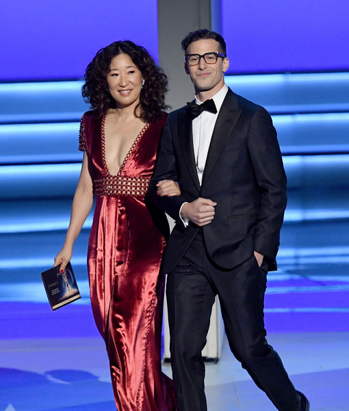 Sandra Oh & Andy Samberg to Host 76th Annual Golden Globes
