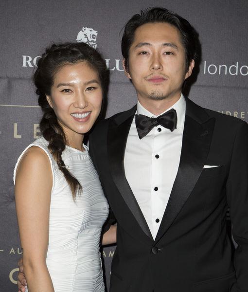 Baby Bump Alert! 'Walking Dead' Alum Steven Yeun & Wife Joana Pak Expecting Baby #2