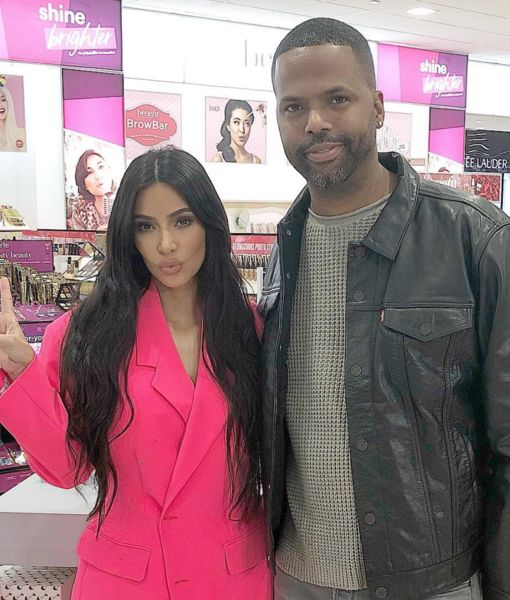 Kim Kardashian Sent Daughter Chicago to Cleveland to Avoid Catching the Flu