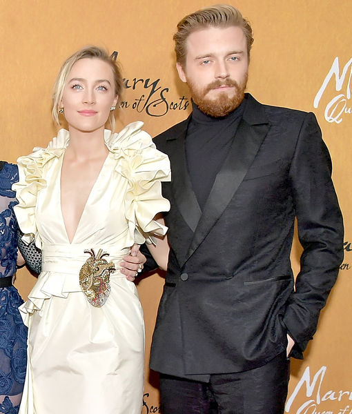 Report: Saoirse Ronan Is Dating Co-Star Jack Lowden